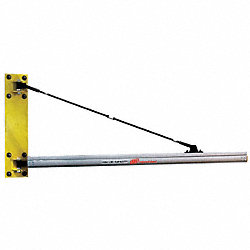 Jib, Wall Mount, Cap1600Lb, Weight217Lb