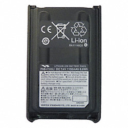 Battery Pack, Li-Ion, 7.4V, For Vertex