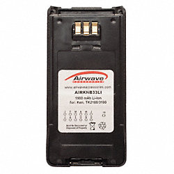 Battery Pack, Li-Ion, 7.5V, For Kenwood