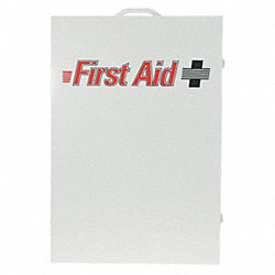 Unfiled First Aid Cabinet, 15 x 22 In