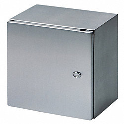 Enclosure, Wall Mount, NEMA 4X, SS