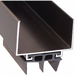Aluminum Surface Door Shoe