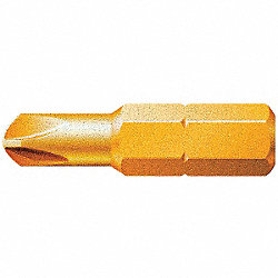 Torq Set  Insert Bit, Diamond, 6mm, L  1