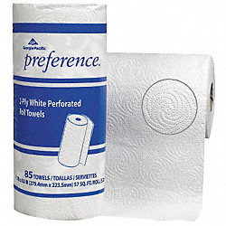 Paper Towel Roll, Preference, 85CT, PK15