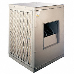 Ducted Evaporative Cooler, 8500 cfm,