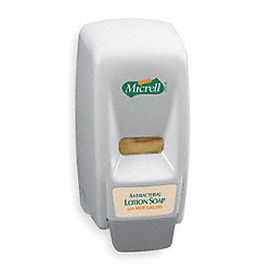 Dispenser, 800 mL, White