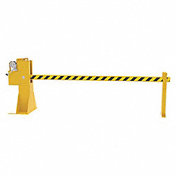 Dock Barricade, Hand Crank, L134In