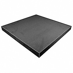 Foam Sheet, Crosslink, Poly, 3/4x48x48, Gry