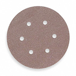 PSA Disc Roll, 6 Hole, 6in, P180G, AlO