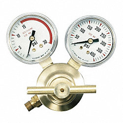Regulator, Medium Duty, Gas Acetylene