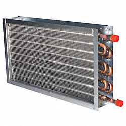 Heating Coil, 375cfm, 0.9gpm, 4x8x14