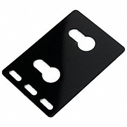 Dual PDU Button Mount Bracket, Pk 2