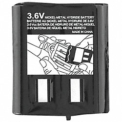 Battery Pack, NiMH, 3.6V, For Motorola