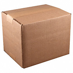 Multidepth Shipping Carton, Brown, 8 In. L