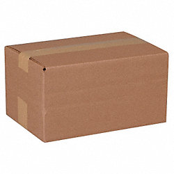 Multidepth Shipping Carton, D12 In. L
