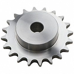 Sprocket, # 40, O D 6.660 In, SS