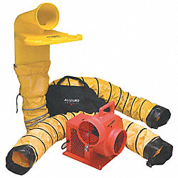 Conf. Sp Blower Kit, Centrifugal, 3/4 HP