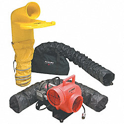 Conf. Sp Blower Kit, Centrifical Expl Prf