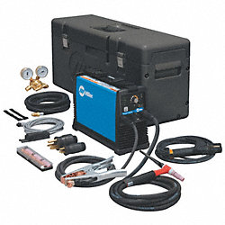 TIG Welder, DC, 120-230, 1 PH, 5-150A