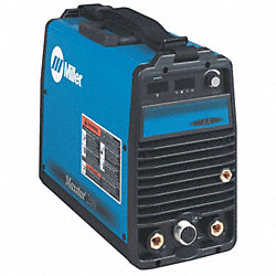 TIG Welder, DC, 120-230, 1 Or 3 PH, 1-200A