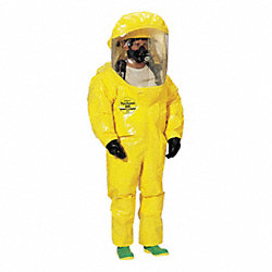 Encapsulated Suit, 3XL, Tychem BR
