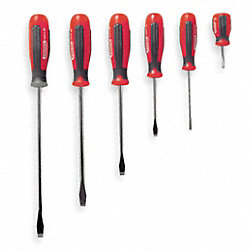 Screwdriver Set, Combo, Tri-Lobe, 8Pc