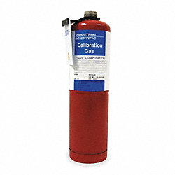 Calibration Gas Cylinder, 34L