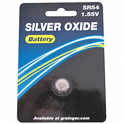 Button Cell Battery, 389/390, Silver Oxide