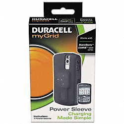 Power Sleeve, For Blackberry Curve