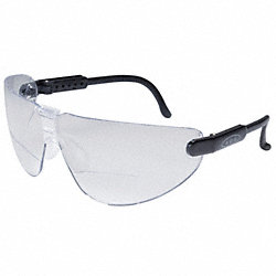 Reading Glasses, +2.0, Gray, Polycarbonate