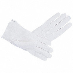 Parade Gloves, White, XL, PR