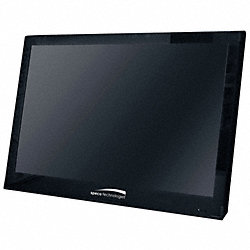 Monitor, LCD, Color, Touch Screen, 22 In