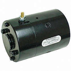 DC Motor, 6-13/16 In. L, CCWDE, Wound Field
