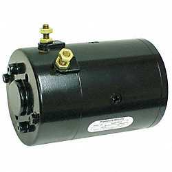 DC Motor, 6-5/16 In. L, CWDE, Wound Field