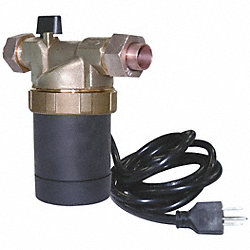Circulator Pump, 1/150HP, 100-240V, 0.1Amp