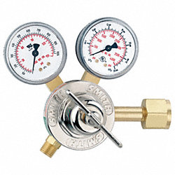 Medium Duty Regulator, 1 Stage, Oxygen