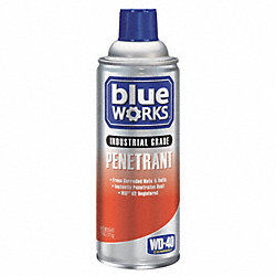 Penetrant, Aerosol, 11 oz, H2 Rated