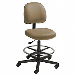 Task Chair, Wood, RhinoPlus