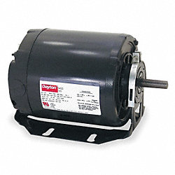 GP Mtr, Split Ph, ODP, 1/3 HP, 1725 rpm, 48