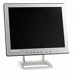 Color Monitor, LCD, 17 In.