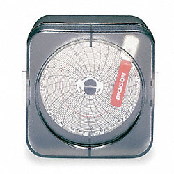 Temp Chart Recorder, 3 In