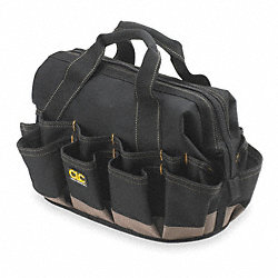 Softsided Bag, 14x10x8-1/2, 32 Pocket