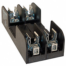 Fuse Holder, 60A AC, 600V, 2 Pole, Molded