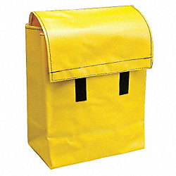 Respirator Carrying Bag, Yellow