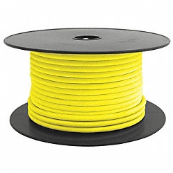 Primary Wire, Automtv, AWG 14, 100 Ft, Yel