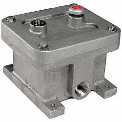 Vibration Switch, DPDT, 0.5- 7A, 24VDC