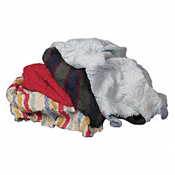 Shop Towels, Turkish, Cotton, Assorted