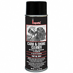 Carb and Choke Cleaner, 16 Oz, PK 12