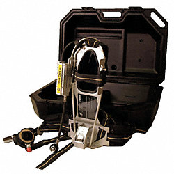 SCBA Backframe Assembly, 30 min., 4500 psi