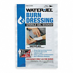 Burn Dressing, 4 X 4 In